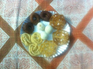 Traditional South Indian Snacks and Sweets