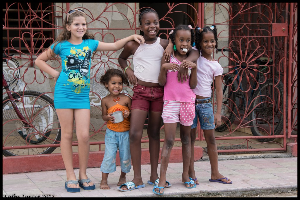 """Get to know the """"real Cuba"""" through the lives of children and families."""