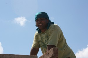 work with local people in Cuba