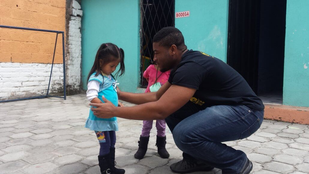 life-changing volunteer experience