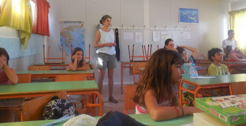 Teach English in Greece