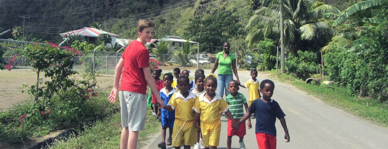 volunteer abroad parent reviews for St. Lucia
