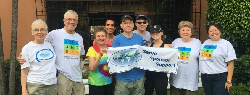 Service Vacations with Global Volunteers