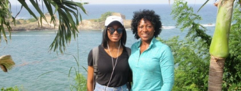 Serving in the Caribbean with Global Volunteers