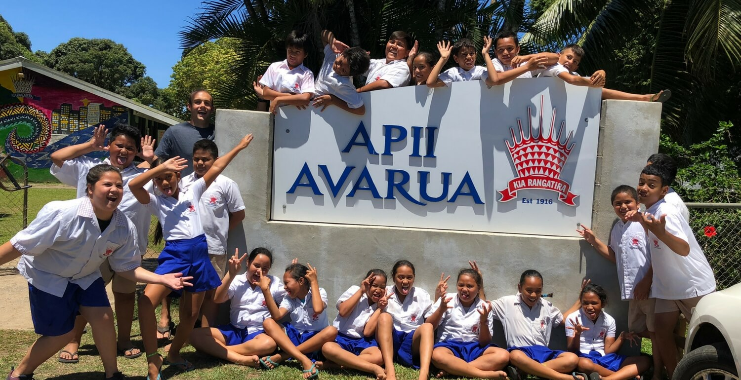 Volunteer Trip to the Cook Islands - Fundraising Event
