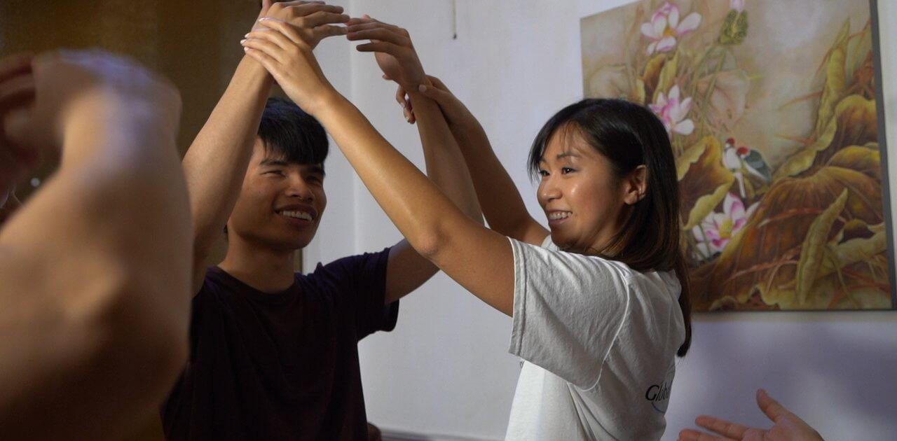 Volunteering in Vietnam