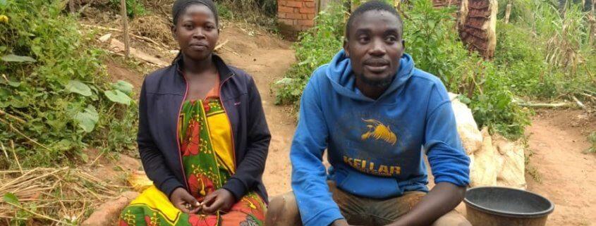 woman tanzania village stunting