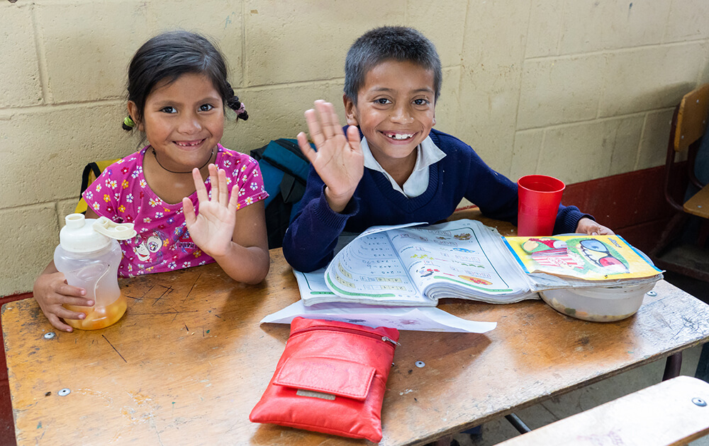 In Central America, Feed the children works in Honduras, Haiti, Guatemala, and El Salvador.