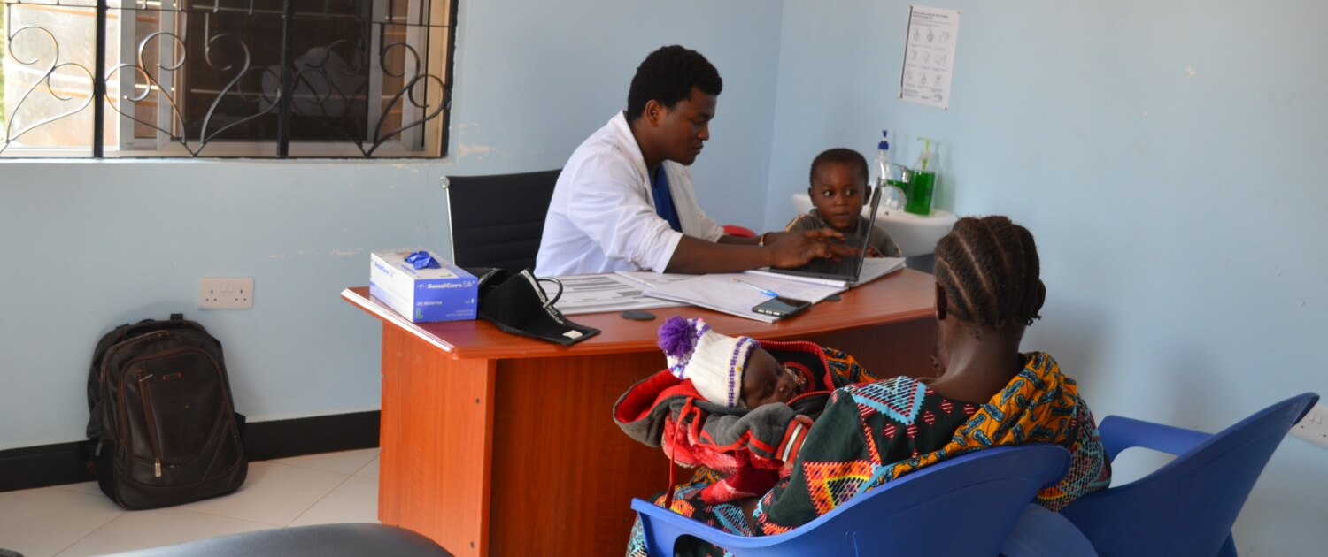 mental health in Tanzania is integrated into primary health care on the local level.